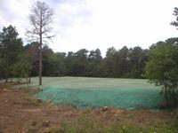 Hydroseeding Athletic Field in Richmond RI
